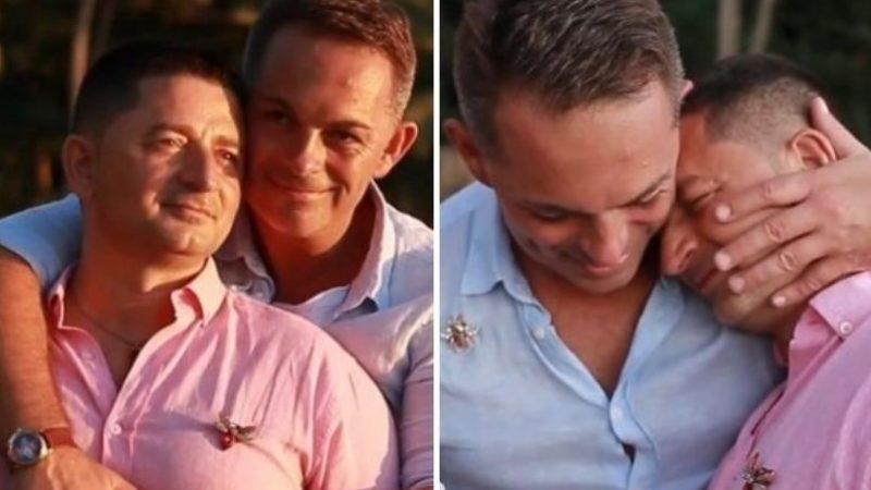 Shqiptari i njohur e zyrtarizon fejesën me një kardiolog britanik