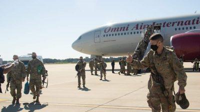 'Defender 21' Gjenerali amerikan: Faleminderit për mikpritjen Shqipëri, jemi këtu pë...