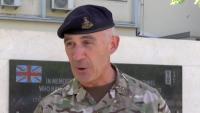 Nënkoloneli britanik, në shërbim të Kosovës në luftë e paqe