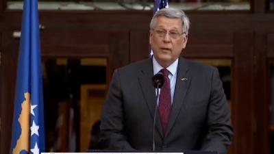 Kosnett: Beau Biden ka punuar krahë për krahë me miqtë kosovarë për të siguruar Pavarësinë ...