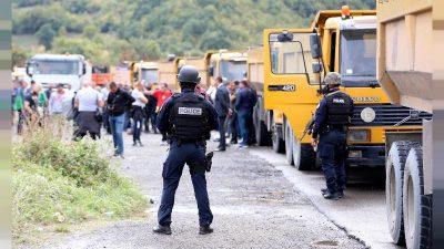 Kërcënimi në kufij si presion politik