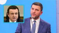 Krasniqi: Modeli përçarës i Kurtit në skenën politike nuk duhet të ndiqet nga askush në Kosov...